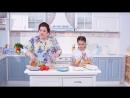 Готовим с Адель ─ творожный пирог с песочной крошкой сэндвичи с курицей и домашняя гранола