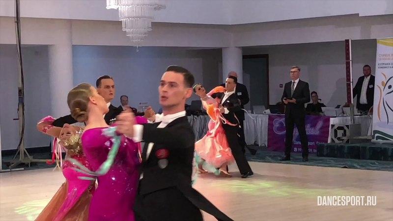 Alessio Disca - Luisa Celeste Cardillo, ITA, 1/2 Tango