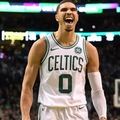 Tatum with the cross👀 • Boston Celtics / Бостон Селтикс