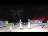 Циркачонок, Икарийские игры Зима, фестиваль Цветы России. Белые ночи 2016