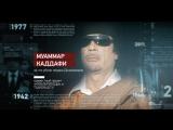 Совместный проект Царьград.ТВ и Культбригады Муаммар Каддафи: за что убили лидера Джамахирии