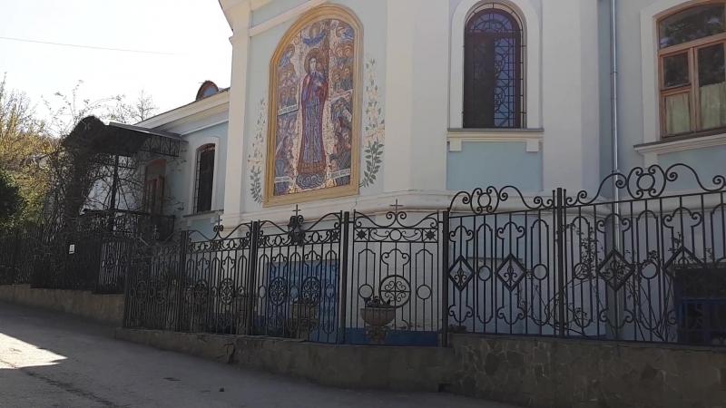 20180409_145109 Топловский женский монастырь. Посёлок Тополёк. Белогорского р-он.