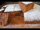 ШОКОЛАДНЫЙ КЕКС к чаю легко и быстроChocolate cake