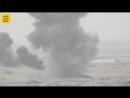 Υεμενίτες ανατινάσσουν στρατιωτικά οχήματα της Σαουδικής Αραβίας έξω από την Χοντέιντα