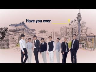 [TEASER] 180806 2018 Korea Tourism TVC @ EXO