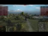 AMX 13 105, Энск, Встречный бой