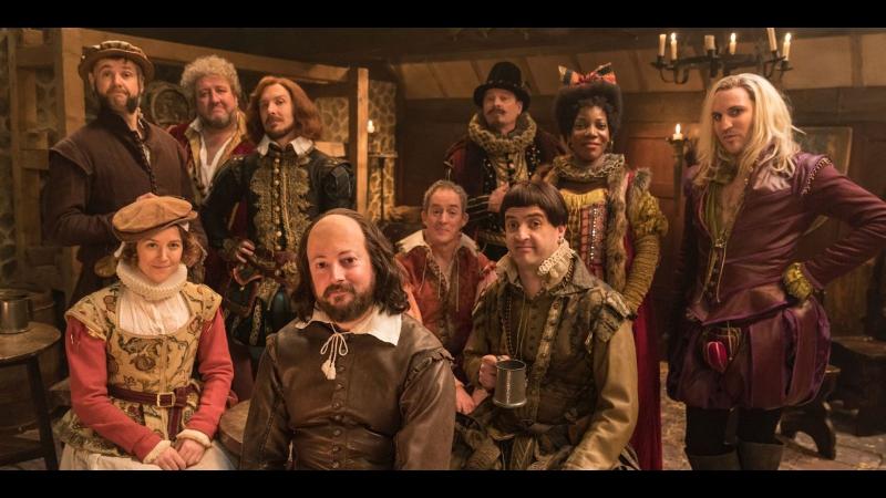 Уильям наш, Шекспир | Upstart Crow - 2 сезон | 6 серия (озвучено Ozz)