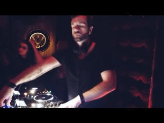 LETKOLBEN at Alliance party, Squat 3/4 club, Moscow Russia