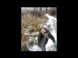 #первый снег....в питере снег..... это только начало🤗