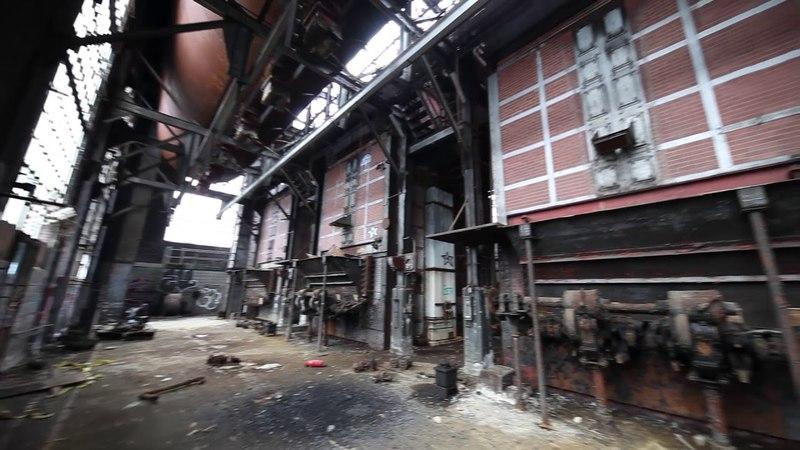 Abandoned Hudson River Psychiatric Center Found Morgue