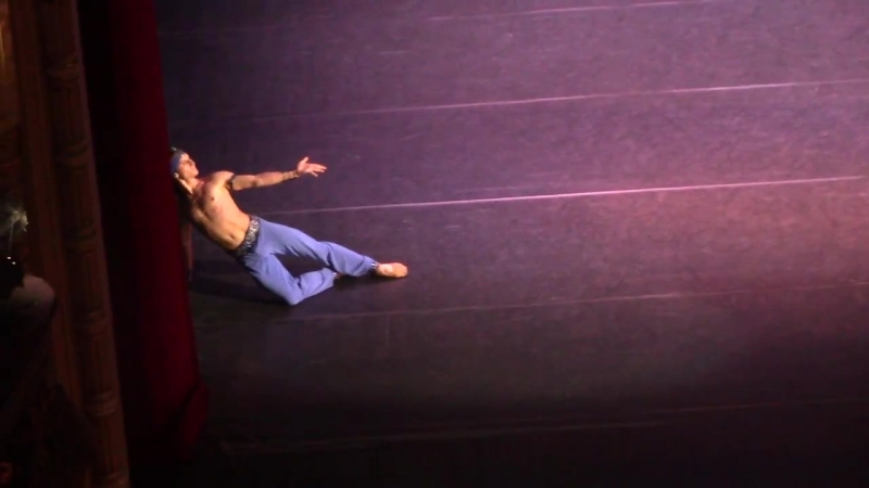 08.07.2018 Национальная опера Украина, Гала, Корсар Али вариация, Александр Скулкин