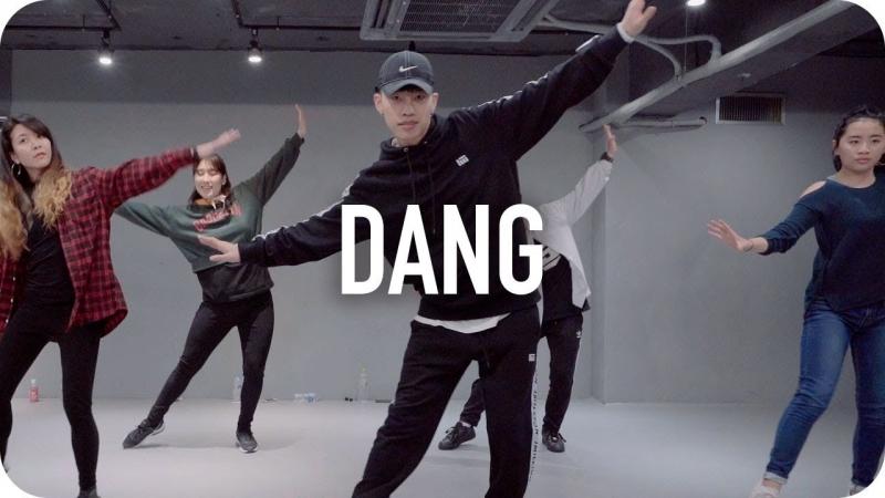 1Million dance studio Dang Mac Miller ft Anderson Paak Beginner's Class