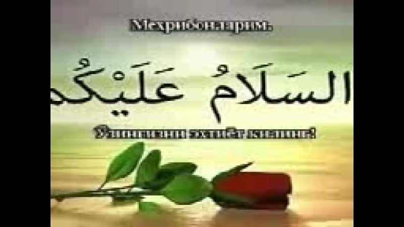 Хранит Аллах mp4