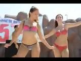 Tatilde Oryantal Dans Yarışması