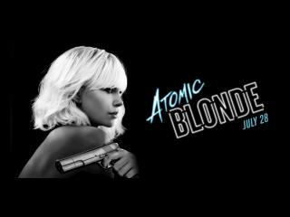 Maruv & Boosin - Drunk Groove (Atomic Blonde edition)