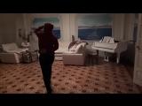 мангол танцует