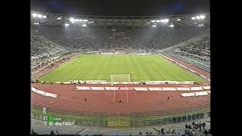 чемпионат италии 20042005, 4-й тур, Лацио - Милан, нтв