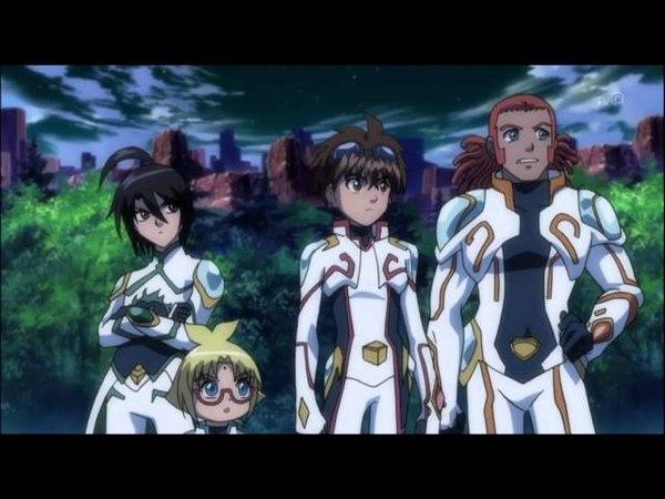 Bakugan Gundalian Invaders ep 26 Japanese dub