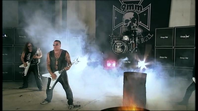 9mm Assi Rock n Roll - Mein Leben