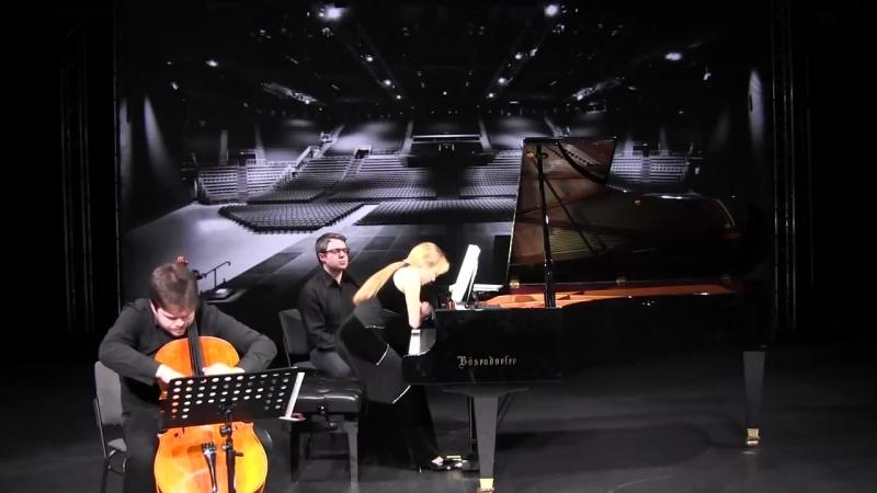 Boesendorfer Loft Philharmonic Evgeny Rumiantsev Elizaveta Ivanova
