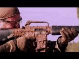 Mud Tes (Тест с грязью винтовка AR15 M16 времен вьетнамской войны)