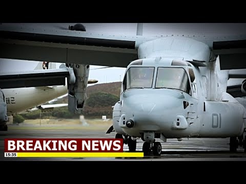 Alerts - U.S. Deploys Large-Scale Red Lions MV-22B Ospreys To Marine Corps Base Hawaii