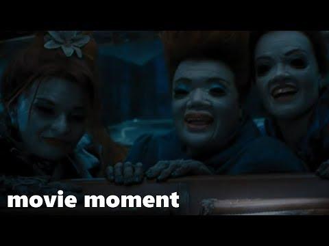 Перси Джексон и Море чудовищ (2013) - Крутая адская колесница (3/9) | movie moment
