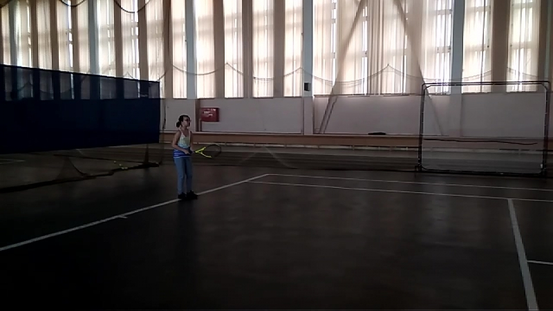 Теннис дети