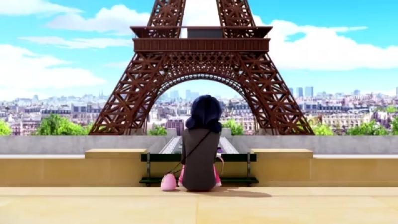 Леди баг и Супер-кот Тайны -вебизод 5 l Маринетт и Париж