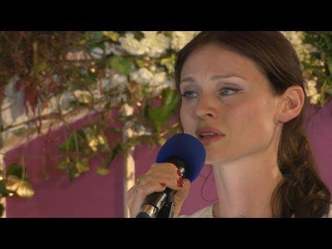 Sophie Ellis-Bextor covers Jolene in the BBC Music Tepee at Glastonbury 2014