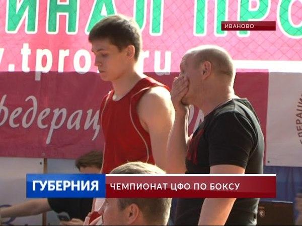 В Иванове продолжается чемпионат ЦФО по боксу