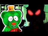 ЖЕЛЕЙНЫЙ МЕДВЕДЬ Мульти Пульти в страшном лесу Feist МУЛЬТИК Игра для детей СТРАШИЛКА