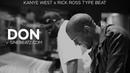V-Sine Beatz - Don (Kanye West x Rick Ross Type Beat)