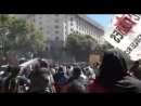 Аргентинские троцкисты Democracia Obrera-FLTI CI в схватке с легавыми в Буэнос-Айрес