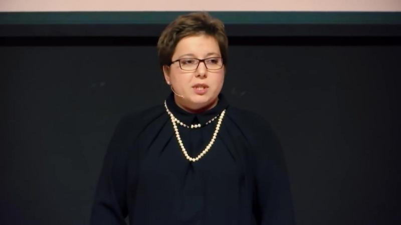 Жизнь на всю оставшуюся жизнь - Nyuta Federmesser - TEDxSadovoeRingWomen