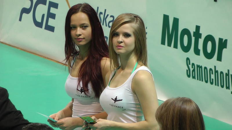 Cheerleaders FLEX Sopot (26.01- 08.02 2014)