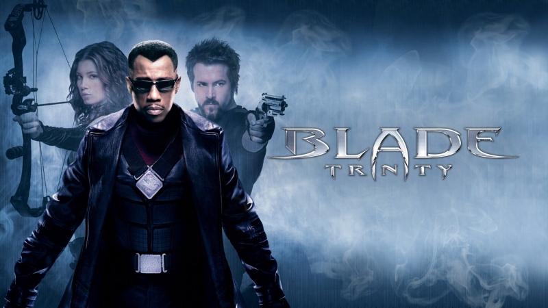 Блэйд 3: Троица / Blade: Trinity (2004) 720HD