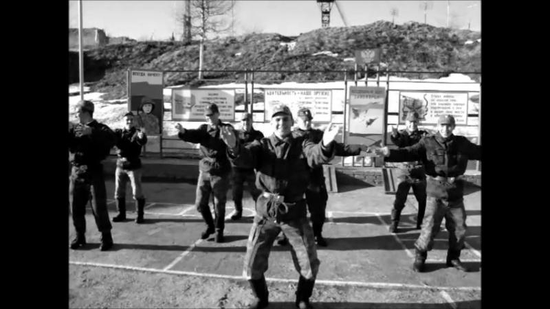 суровые армейские будни