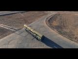 Вот так выглядит подготовка водителей МЗКТ-79221 - подвижной пусковой установки комплекса РТ-2ПМ2