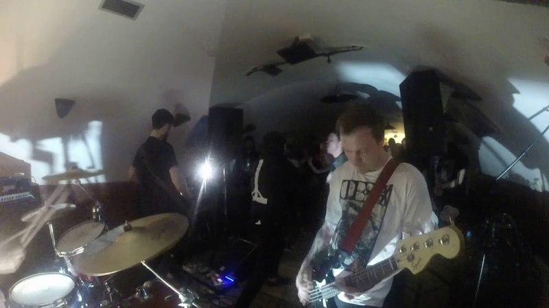 WLVS - Дурак и молния feat. Olše (Король и Шут cover) - live in Brno (Czech) 05.04.2018