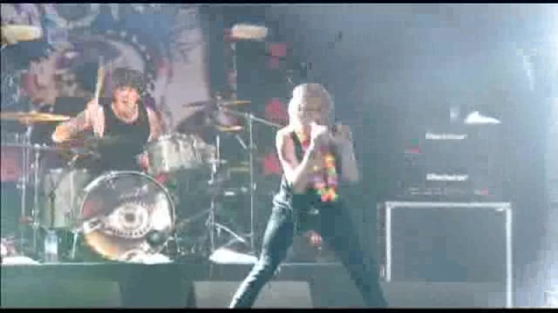 Michael Monroe- Ruis Rock 7.07.2012