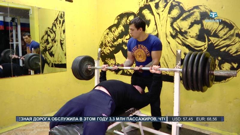 Василий Ладин стал абсолютным чемпионом мира по жиму штанги лежа в весе 170 килограмм