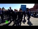 Путин вступился за ветерана, которого после парада Победы оттеснил в сторону сотрудник ФСО