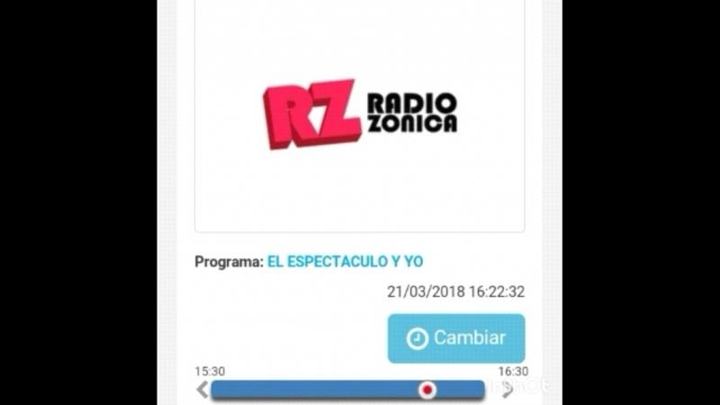 Radio zonica nota a Amando a Carolina