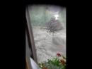 Oh Gott! Es sind wirklich schlimme Bilder vom heutigen Unwetter in Tirol. Dieses Video stammt offenb.mp4