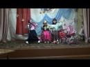 Медведка, концерт ко дню старости, Виолетта