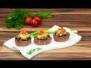 Мясные корзиночки с грибной начинкой - рецепт который оценят абсолютно все хозяйки!