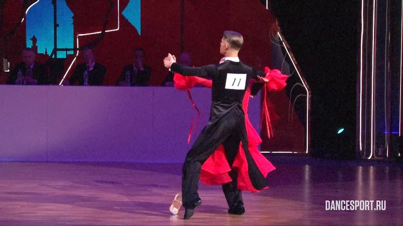 Einoras Degutis - Valery Mishel Petruna, LTU, Final Solo Tango