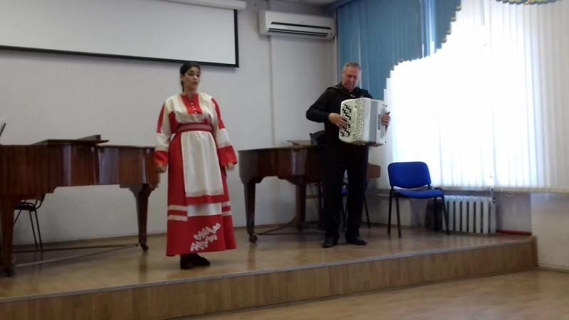 Захарова Анастасия