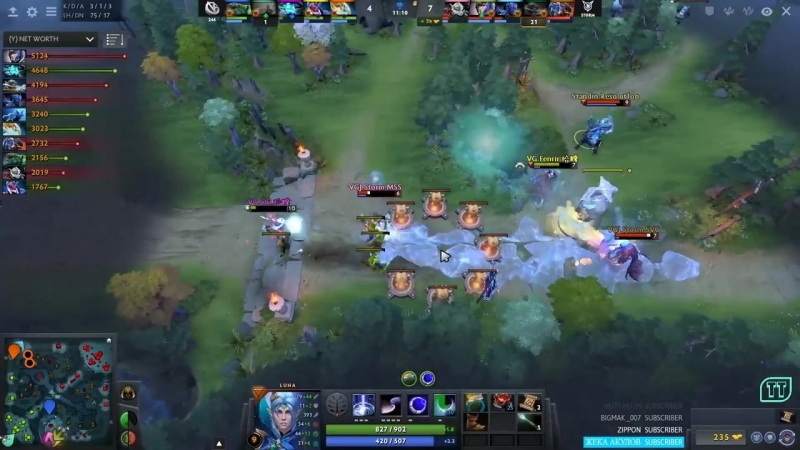 [Twitch Tusovka] ЗНАКОМТЕСЬ - ЭТО РЕЗОЛЬ, И ОН ЛЮБИТ СОЛЬ: VGJ.Storm vs Vici Gaming - MDL Changsha Major!